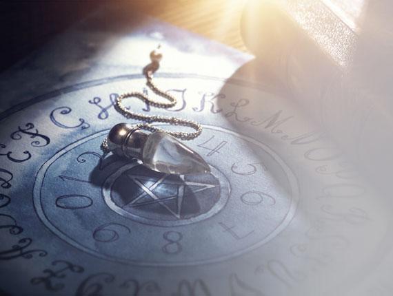 Ouija pendule